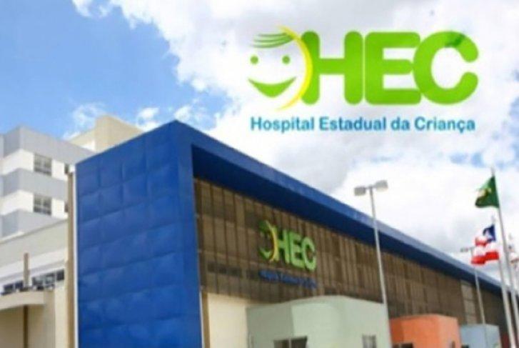 [Hospital Estadual da Criança (Feira de Santana/BA)]